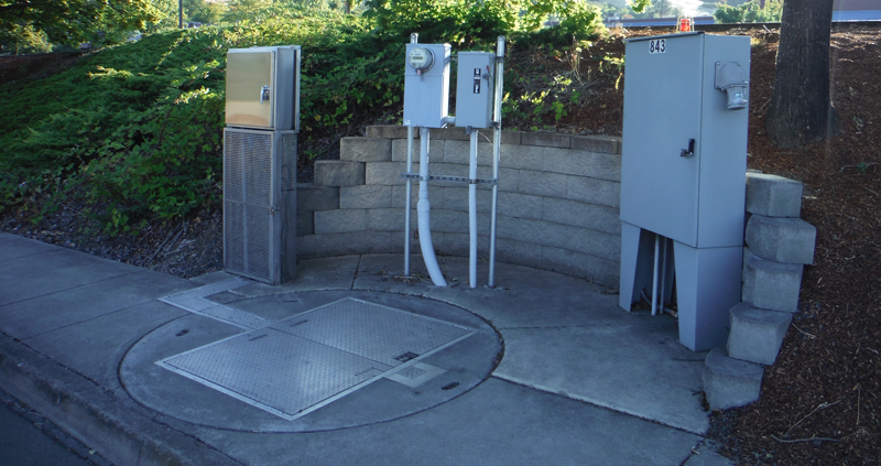 wastewater-lift-station-on-sidewalk